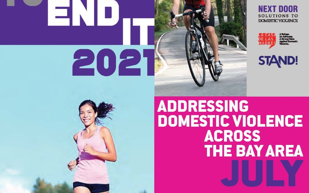 Work out while we work to end Domestic Violence!